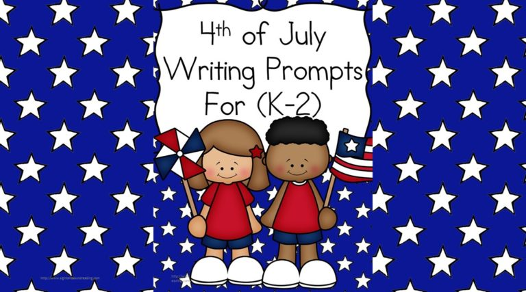 July 4th Writing Prompts