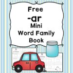 AR CVC Word Family Worksheets