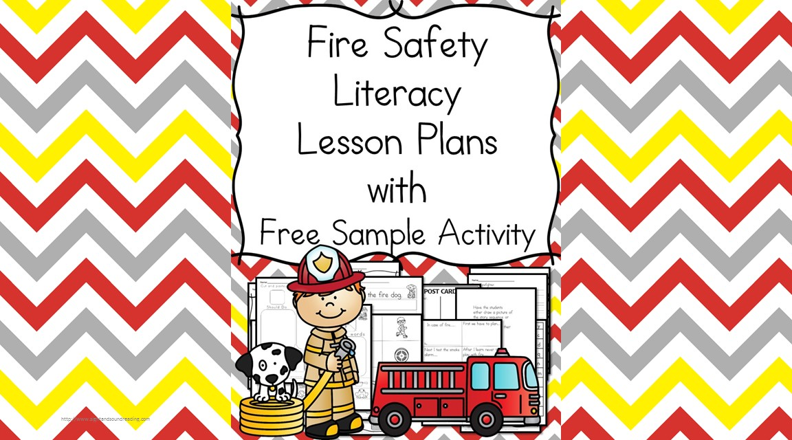 Fire Safety Worksheets for Kindergarten with Book Ideas and More – Kindergarten Fire Safety Worksheets