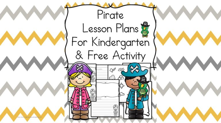 Pirate Lesson Plans