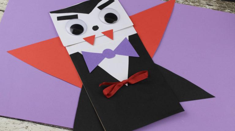 Vampire Craft for Kids