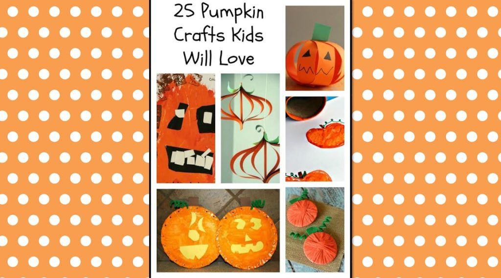 Have fun creating pumpkins with these Easy Pumpkin Crafts for Kids. These crafts can be done with preschoolers and beyond!