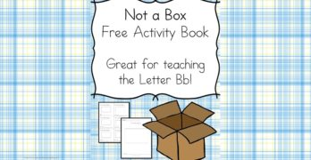 5 Not a Box Lesson Plan and Activities
