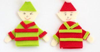 Elf Christmas Crafts