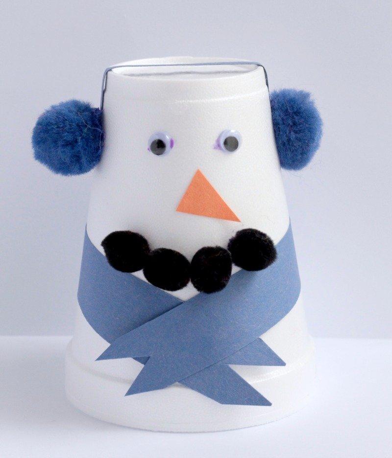 Cute Easy Winter Crafts