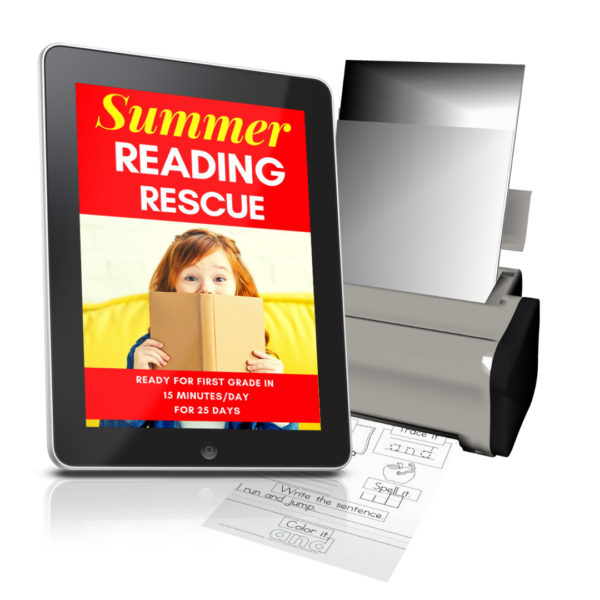 Summer Reading Rescue