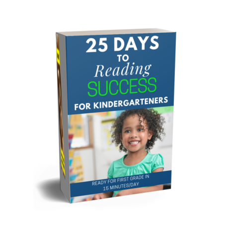 25 Days to Reading Success