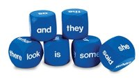 Learning Resources Sight Word Cubes