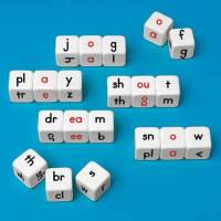 Primary Concepts AA3938 Word Building Cubes