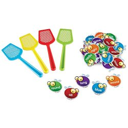 Learning Resources Sight Word Swat Game, 114 Pieces