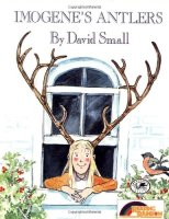 Imogene's Antlers (Reading Rainbow Books)