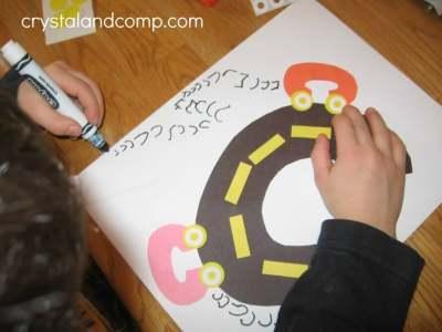 Letter C Crafts For Preschool Or Kindergarten Fun Easy