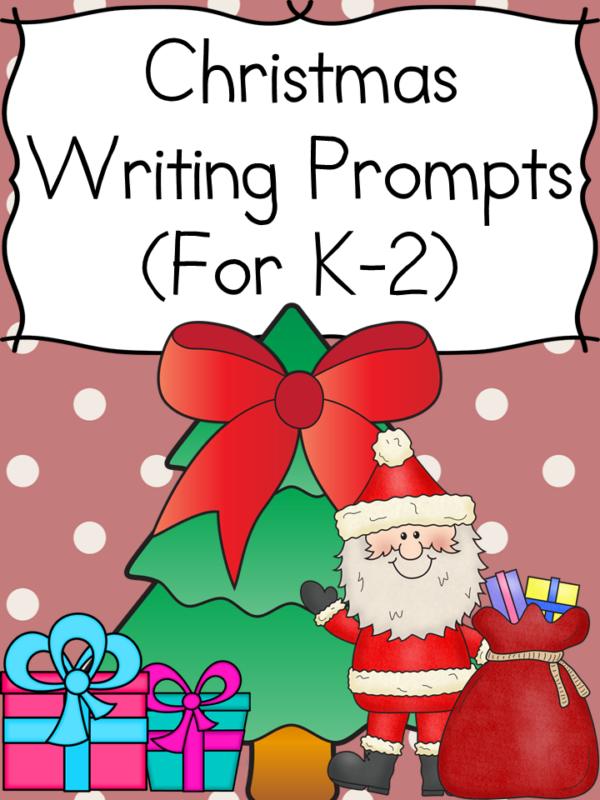 Christmas Writing Prompts!
