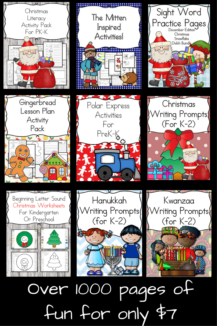 December Literacy Special