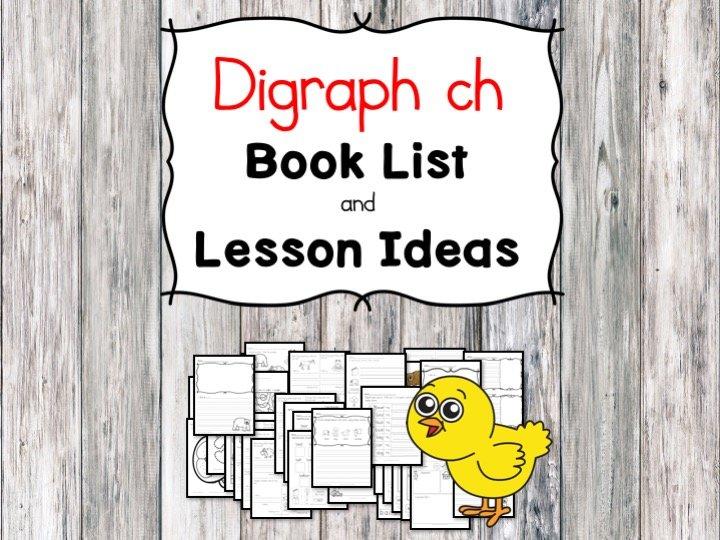 Digraph Ch Book List
