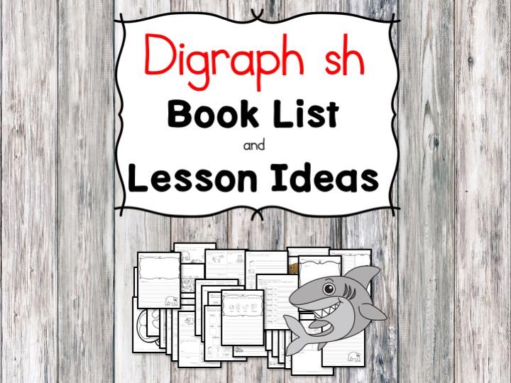 Digraph Sh Book List
