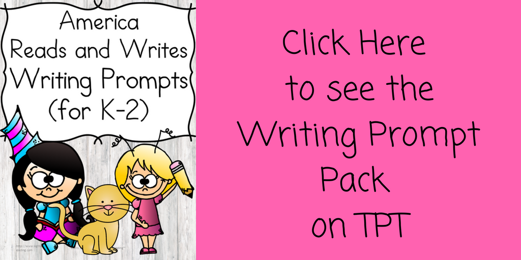 America Reads and Writes writing prompt pack to celebrate Dr. Seuss