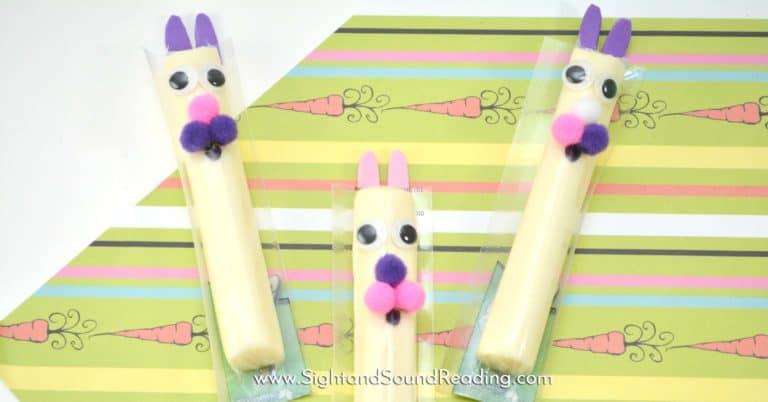 Easy Easter preschool snack your kids will LOVE