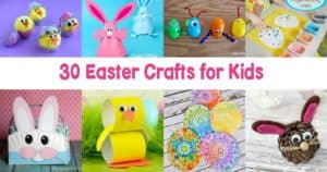 Easter is coming along together with the arrival of spring. Easter might be either just a celebration or a religious holiday, and it might mean both of them. Whatever Easter means to you and your family, it is the time to think more about some Easter crafts for kids.