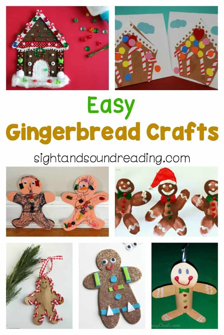 Christmas is often associated with the gingerbread. The ginger flavored cookies has inspired gingerbread craft for the Christmas tradition.