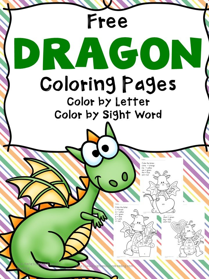 graphic about Printable Dragon Coloring Pages identify Totally free Printable Dragon Coloring Web pages for Preschool-1st