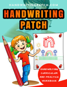 Handwriting Patch book cover