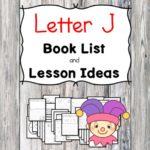 Letter J Book List