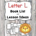 Letter L Book List