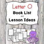 Letter O Book List
