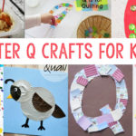 Letter Q Crafts