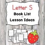 Teaching the letter S? Include some books include letter S sound. Here is the Letter S book list to teach the letter S sound.