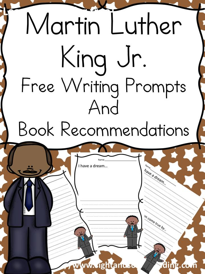This Martin Luther King Day Lesson Is Great For Preschool Kindergarten Or 1st Grade