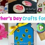 24 Easy Mother's Day Crafts for Kids