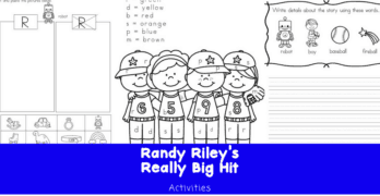 Randy Riley's Really Big Hit Activities