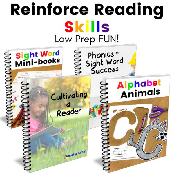 Reinforce Reading Skills Bundle