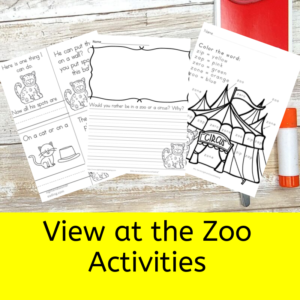 Activities for The View at the Zoo