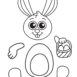 April Easter and Spring activities in literacy special