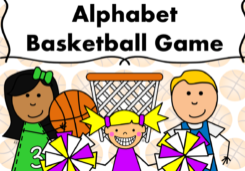 Dolch Sight Word Games: Basketball Edition!