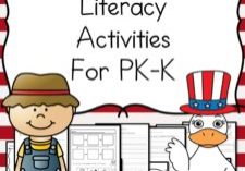 Duck for President Lesson Plans and activities to help teach Kindergarten and First Grade students about the election process and to help make learning fun!