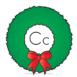 Christmas Beginning Sound Worksheets for preschool or kindergarten