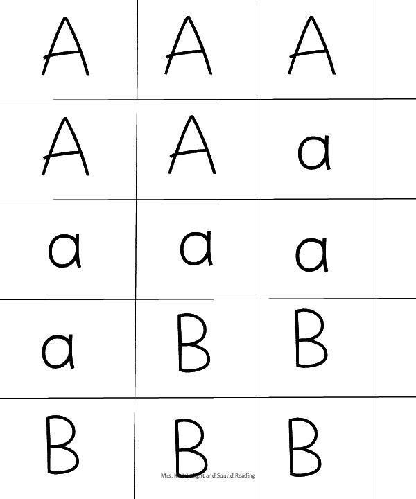 Beginning Sound Turkey Bingo Game - help reinforce sounds by playing Bingo! Great game for Kindergarten or preschool