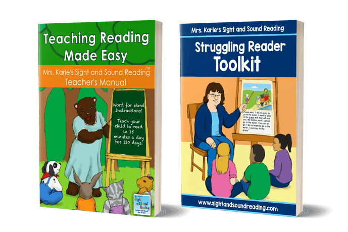 Teachig Reading Made Easy and Struggling Reader Toolkit