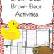 Brown Bear, Brown Bear Lesson Plans