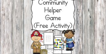 Community Helper Game