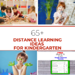 65 Distance Learning for Kindergarten ideas