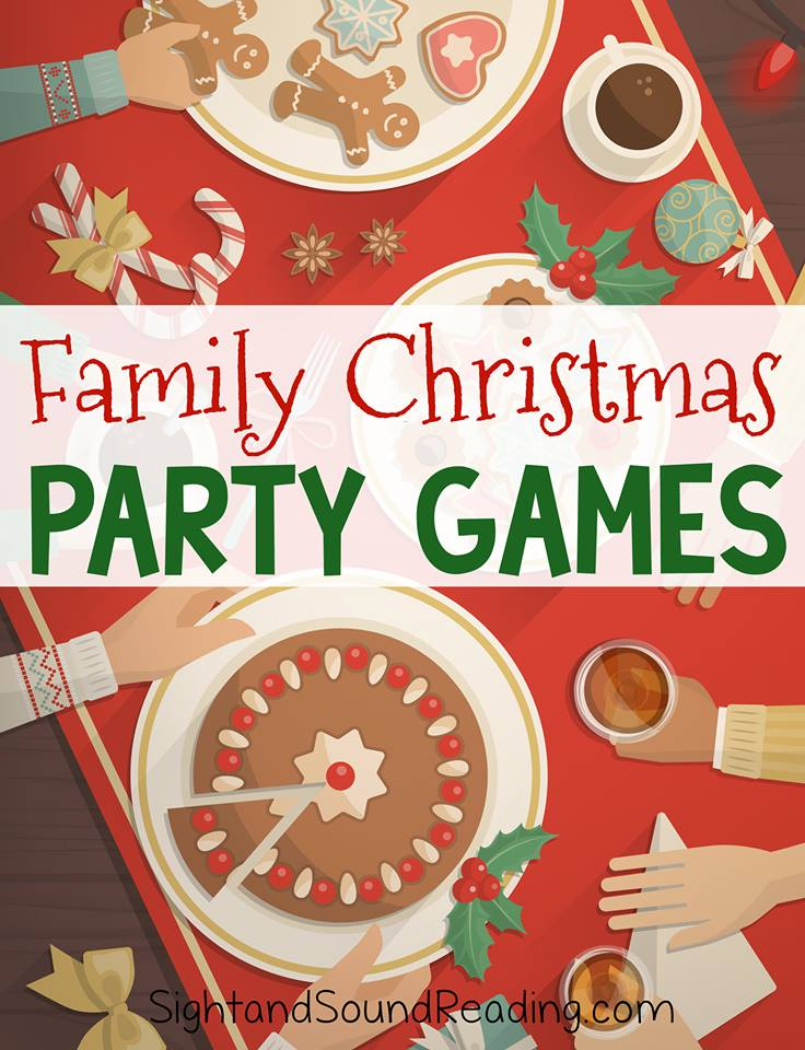 When hosting family for Christmas, add to the festive mood with Family Christmas Party Games. Fierce but friendly competition leaves everyone jolly.