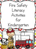 Fire Safety Literacy Lesson Pack