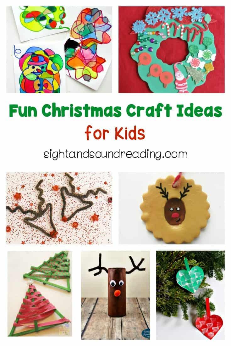 Fun Christmas Craft Ideas for Kids
