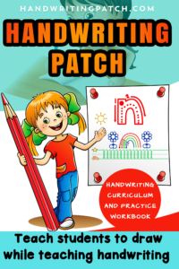 Handwriting Patch - Make Handwriting Fun!