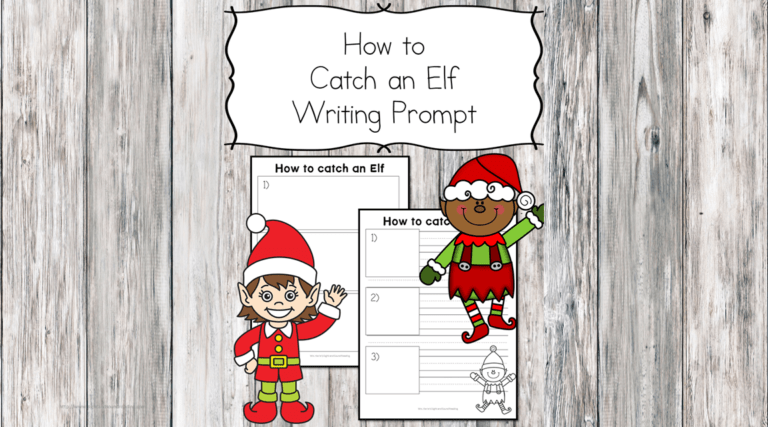 How to Catch an Elf Writing Prompt